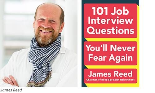 101 Job Interview Questions Author and Book Embed
