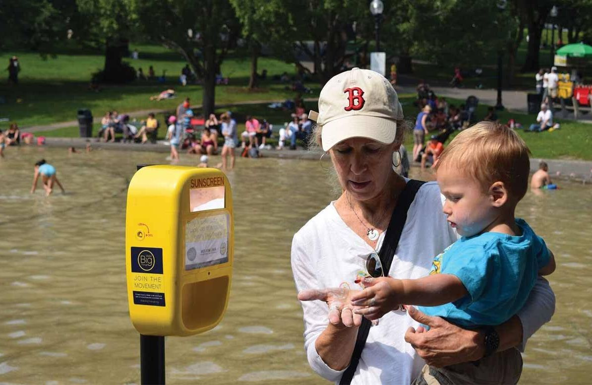 Free-Sunscreen-Dispensers-Pop-Up-on-Beaches-Rec-Areas-image