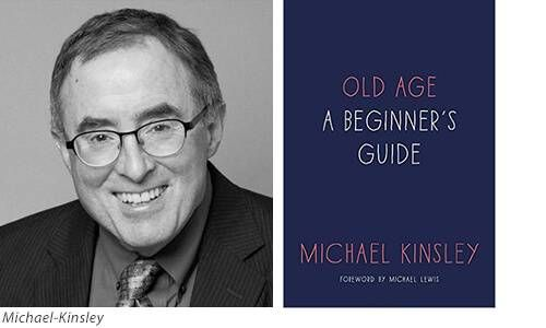 Old Age Beginners Guide Author and Book Embed