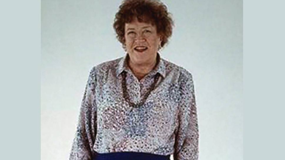 Julia Child, 1988