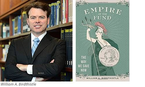 Empire of the Fund Author and Book Embed