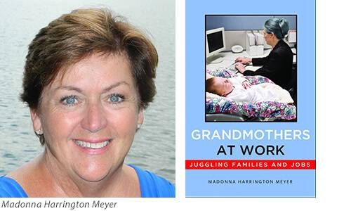 Grandmothers at Work Author and Book Embed