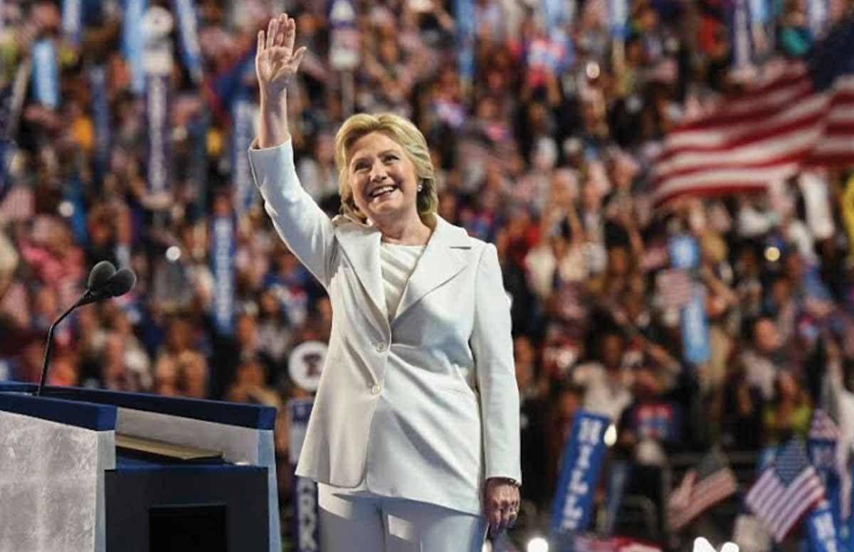 Hillary Clinton acceptance speech