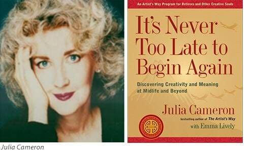 Its Never Too Late to Begin Again Author and Book Embed