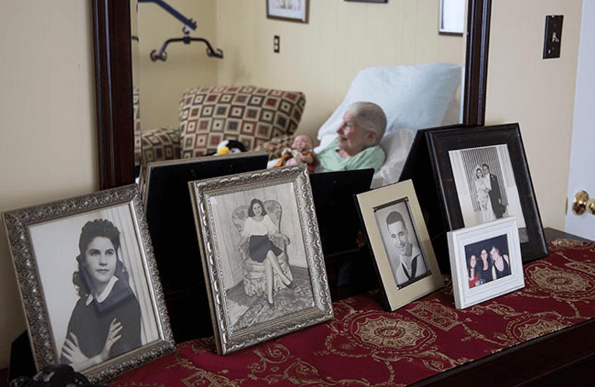 hospice dementia