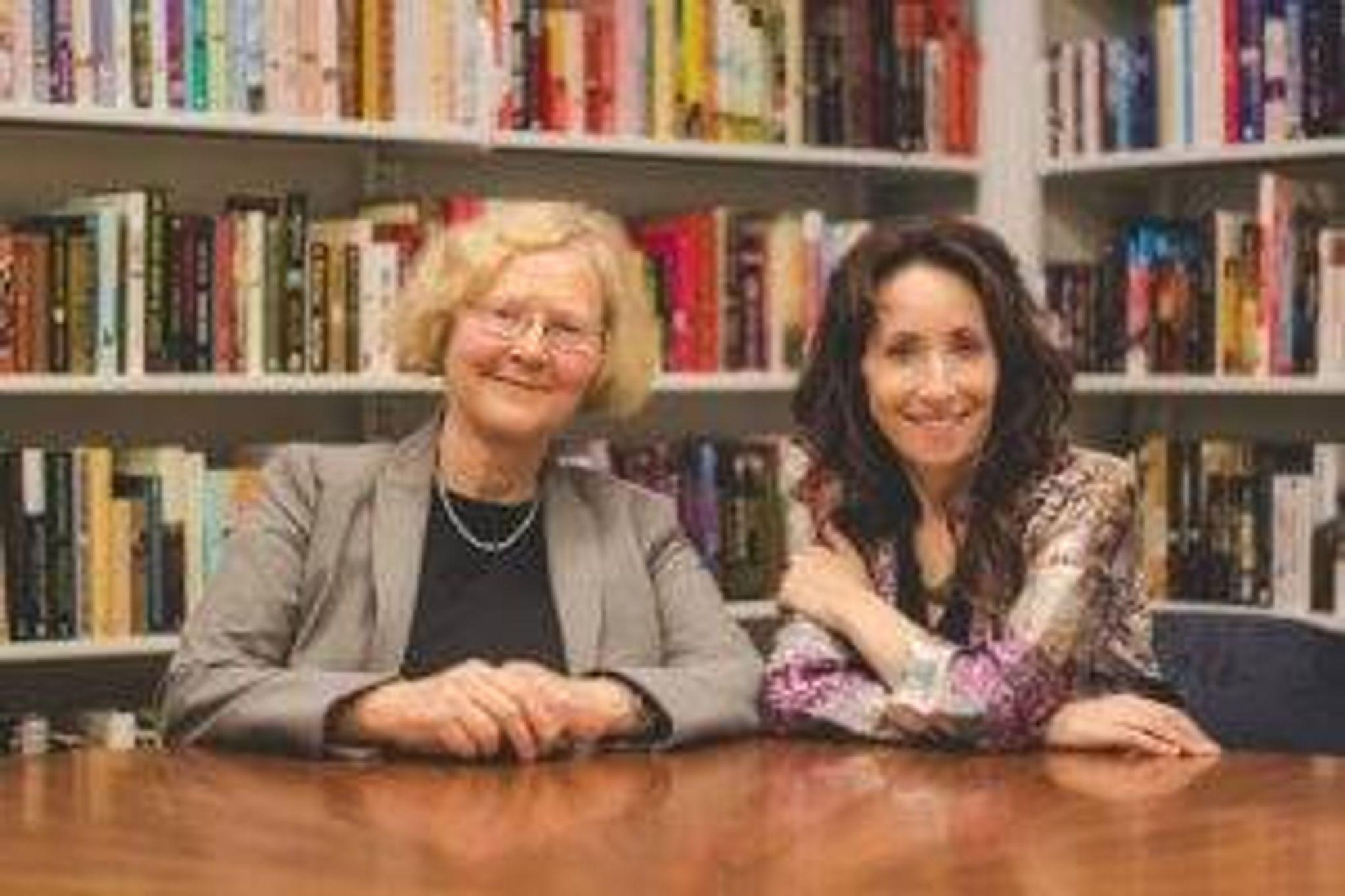 Authors, Elizabeth Blackburn, Ph.D. (left) and Elissa Epel, Ph.D.
