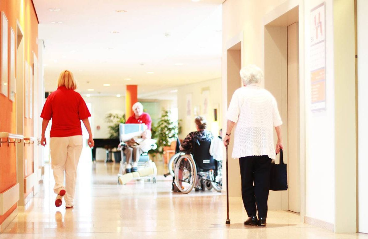 Nursing Home Residents, long-term care proposal