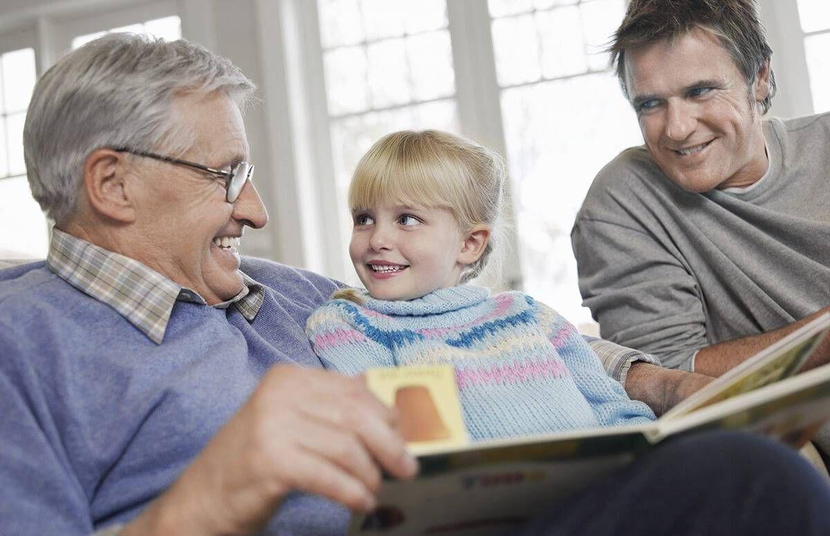 Aging Parent