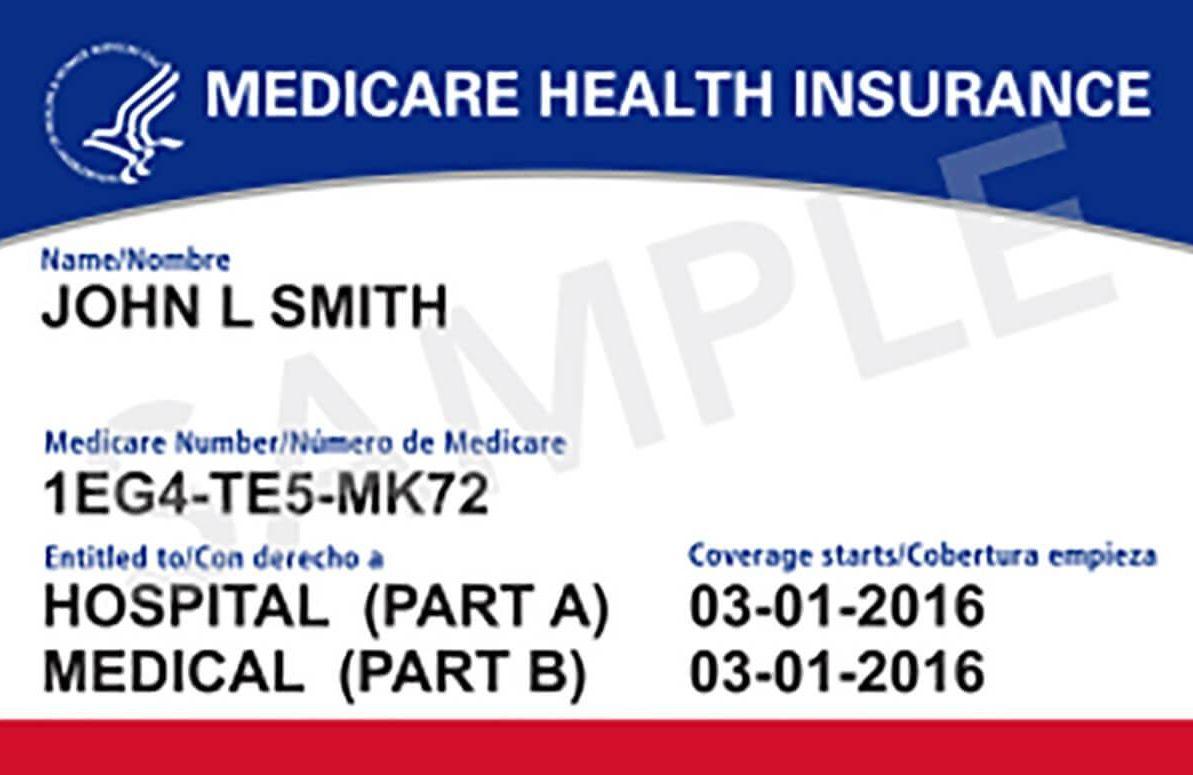 Medicare ID Cards