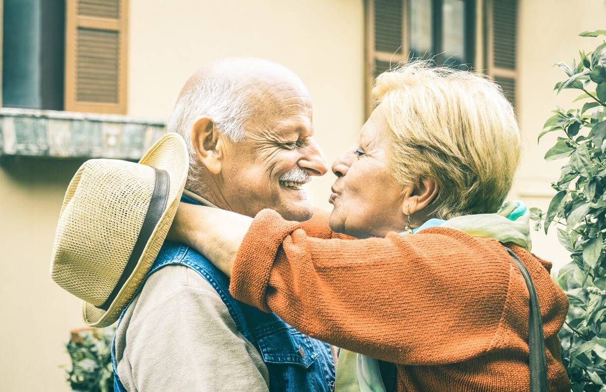 Couples in Retirement