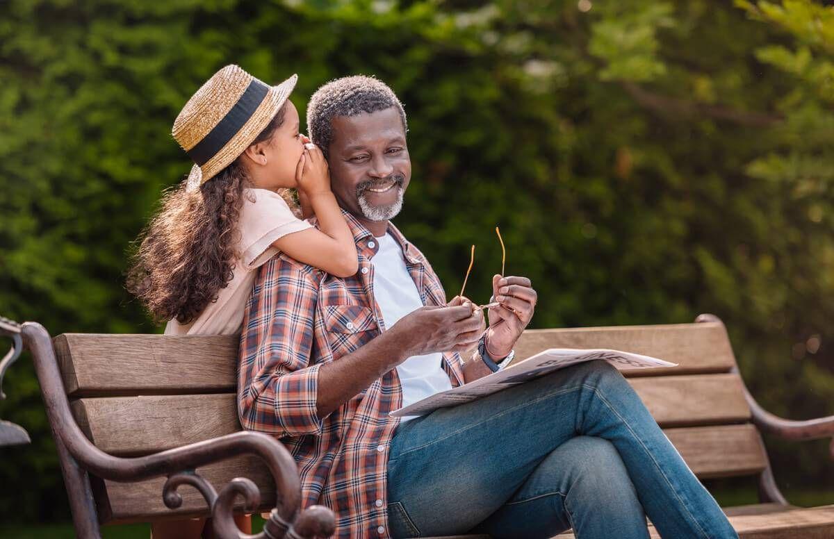 Grandparents Raising Grandkids