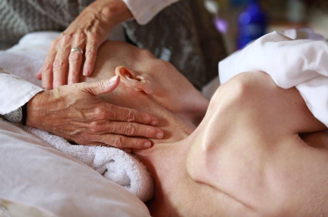 Hospice Massage