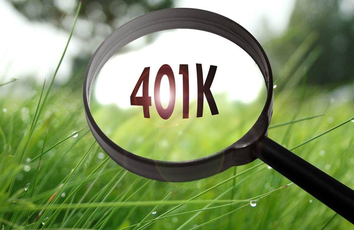 Lost 401(k) Money
