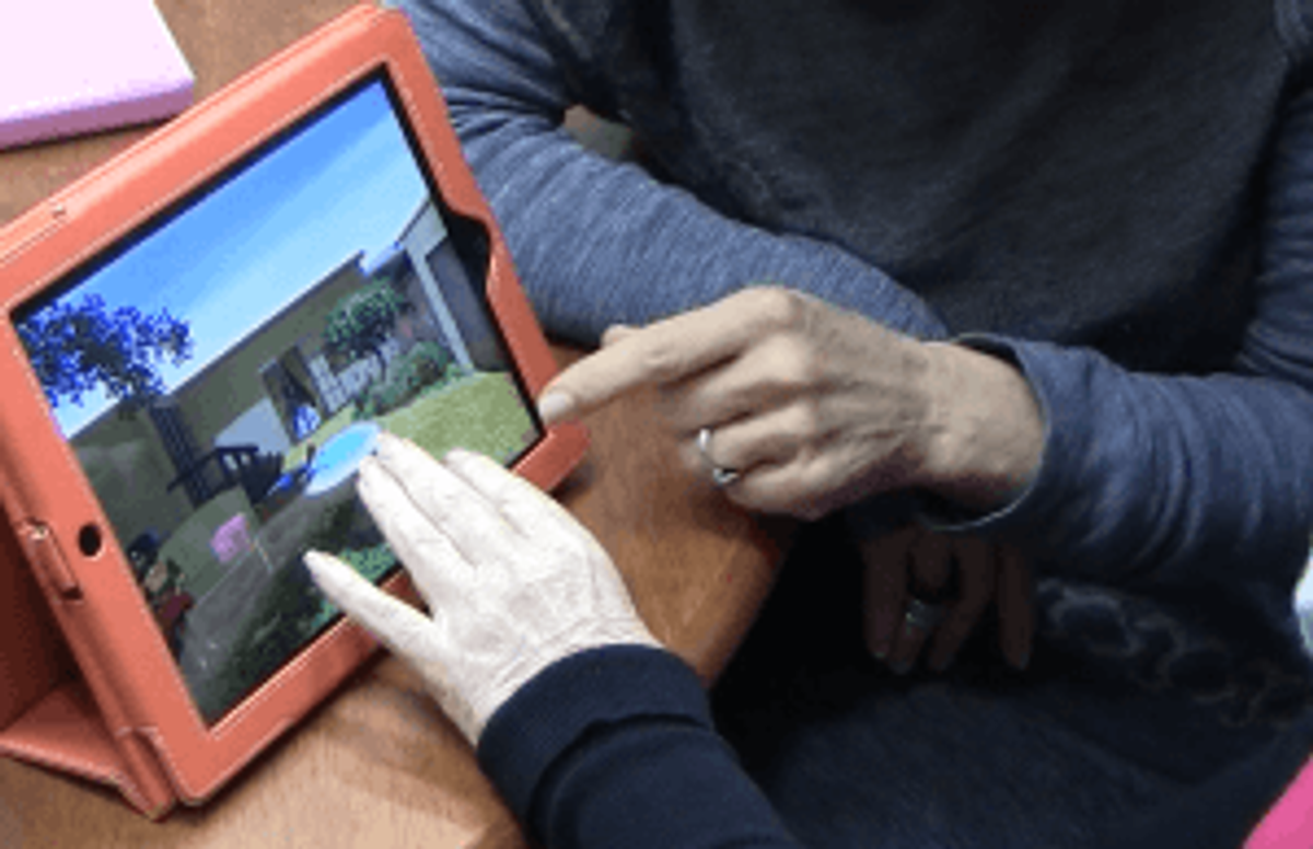 A New 3D World for People With Dementia 01