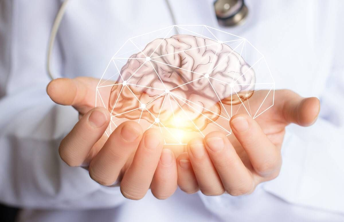 Support healthy of the brain of the patient .