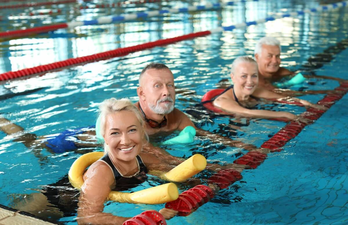 The Benefits Of Water Aerobics Classes