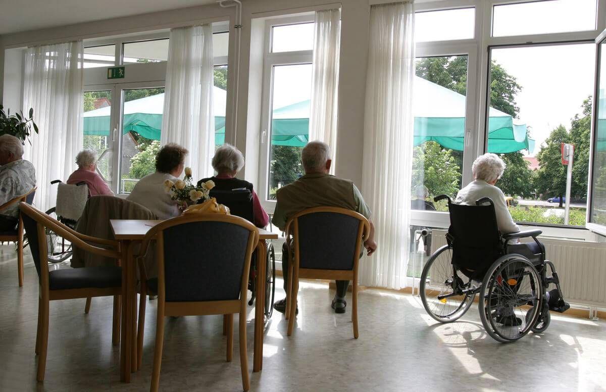 Nursing home ratings