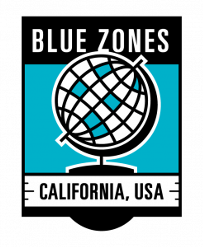 blue zones california