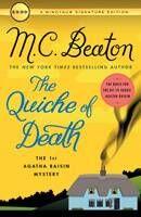 the quiche of death book