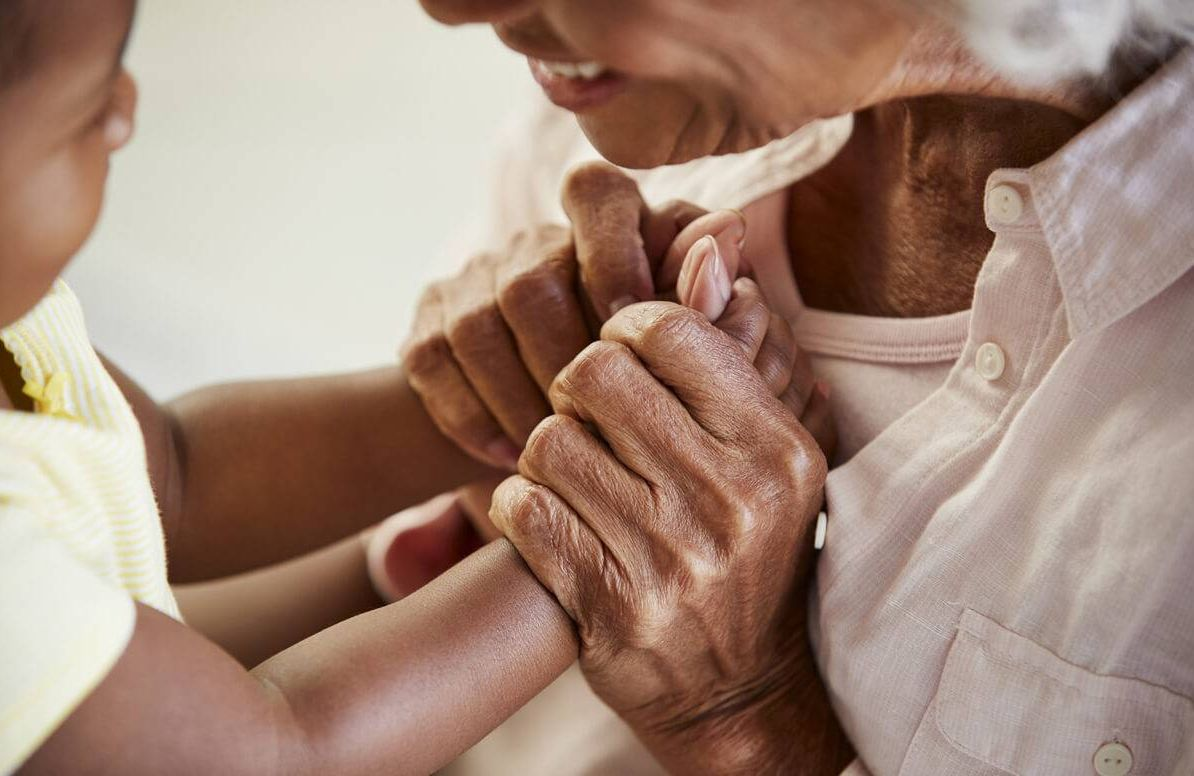 Grandfamilies, hands, next avenue, hand care
