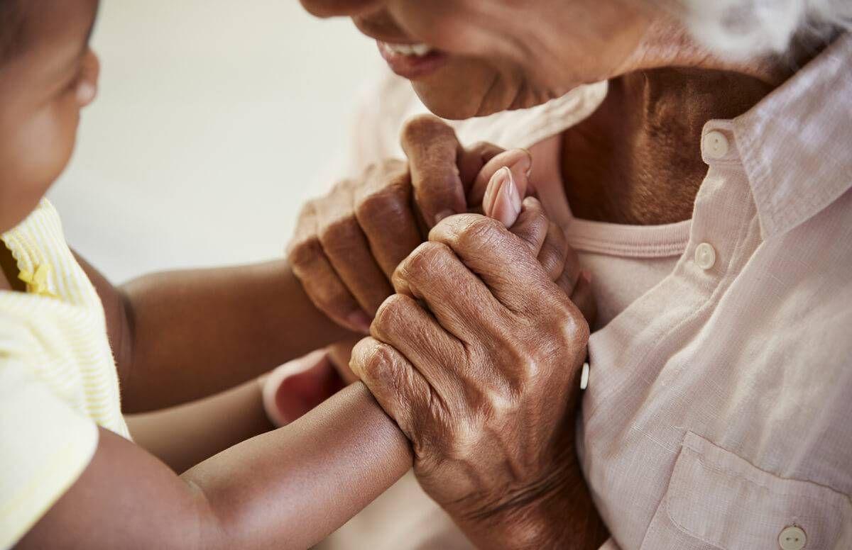 Grandfamilies, hands, next avenue, hand care