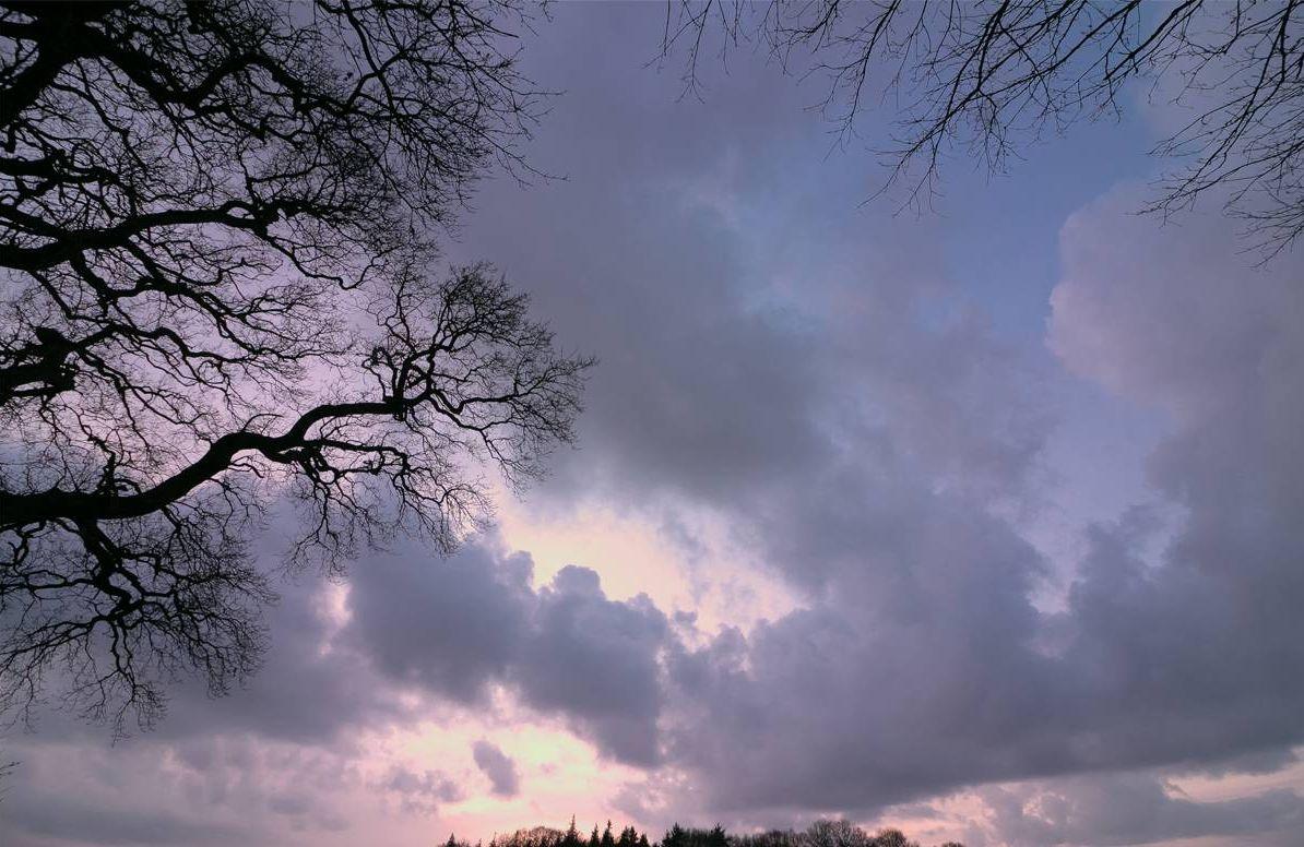 depression clouds