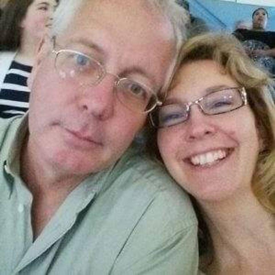 Barbara and Dave