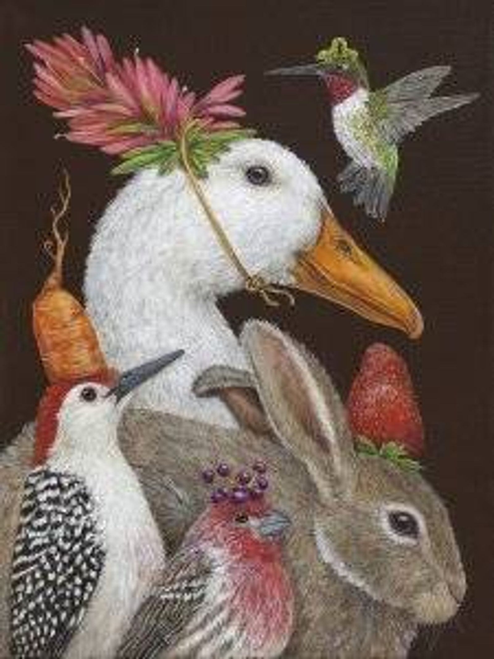 """A Few Good Friends"" by Vicki Sawyer"
