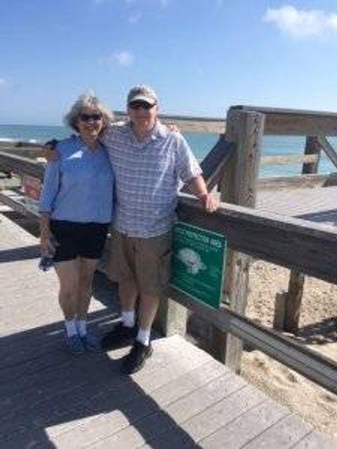 Joan and Steve Redi