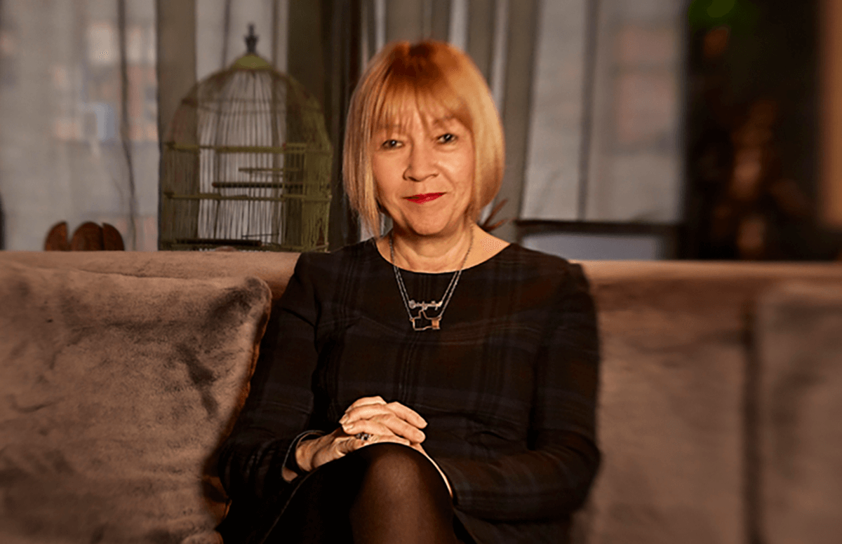 Cindy Gallop Influencer in Aging