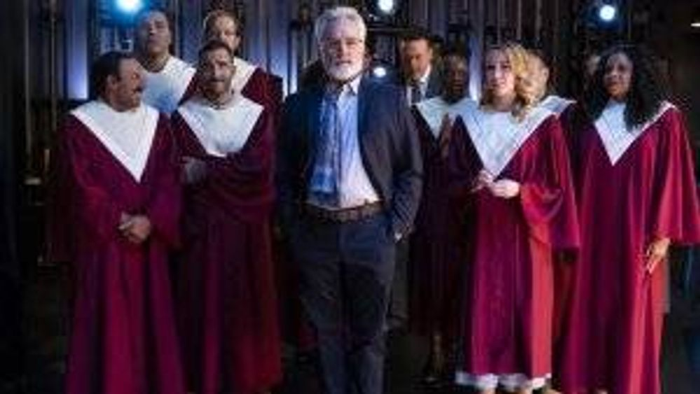 Bradley Whitford stars in 'Perfect Harmony' on NBC