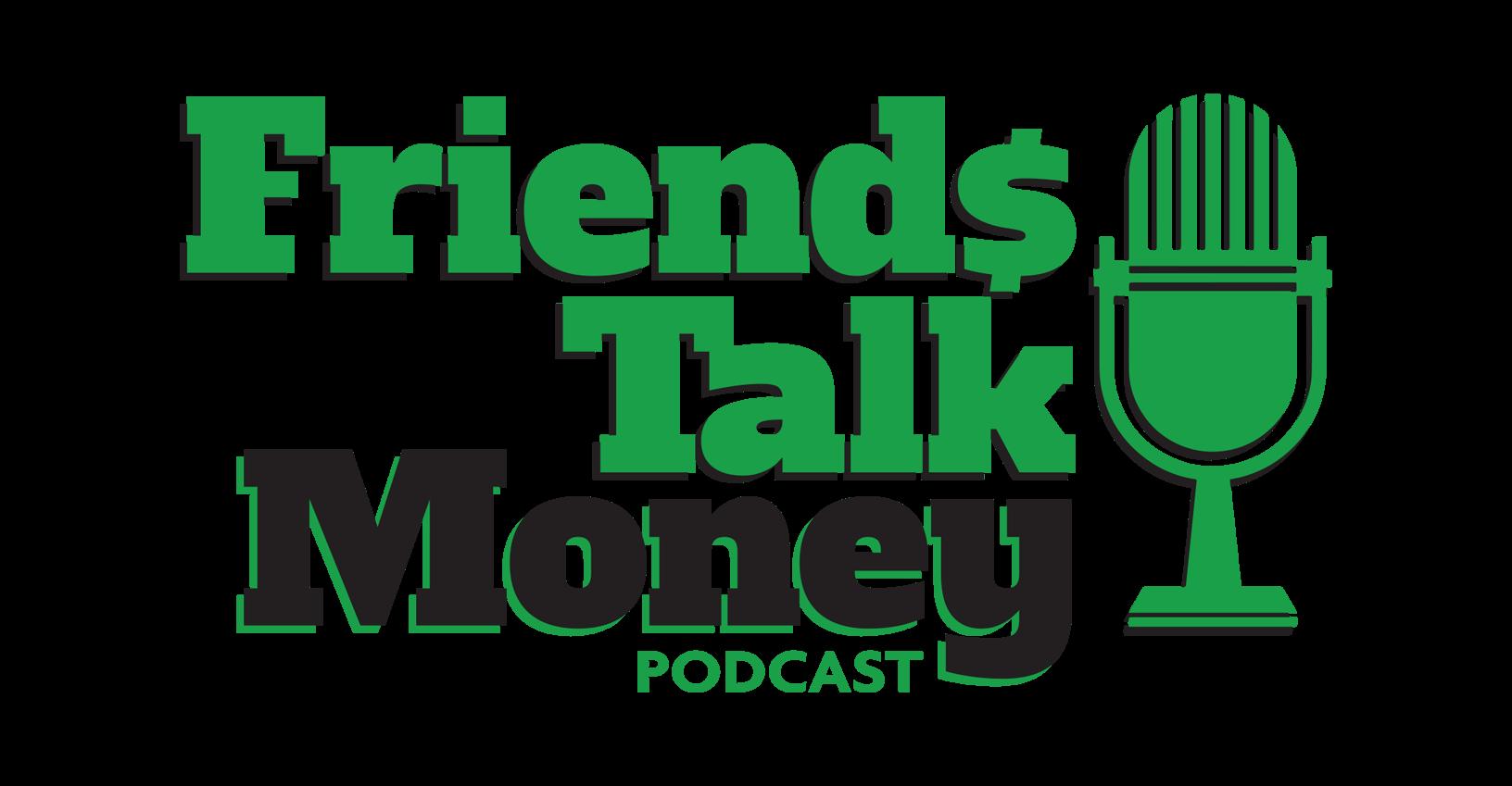 Friends Talk Money podcast logo