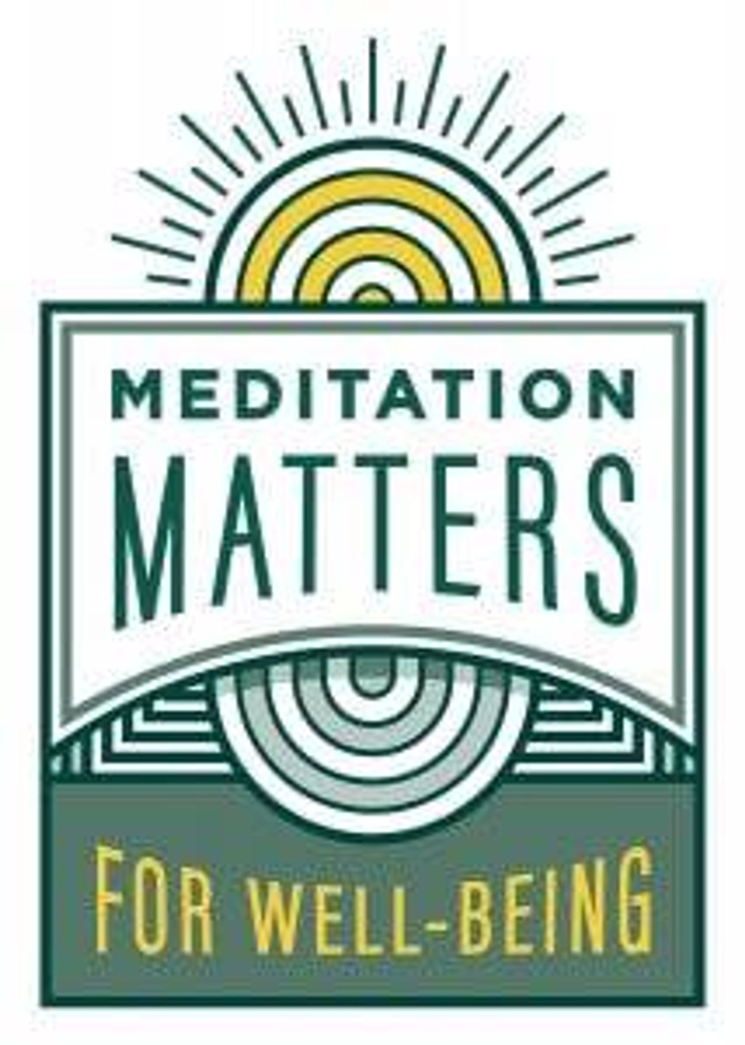 Meditation Matters for Well-Being