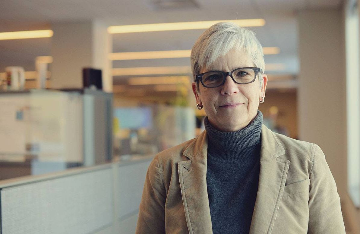 Colleen Wilson leads Next Avenue in her role as Vice President of Digital Publishing at Twin Cities PBS in St. Paul, Minn.