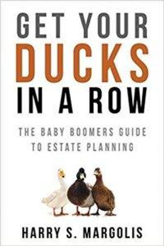 Ducks in A Row book cover