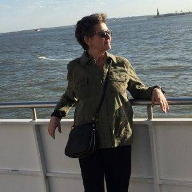 Barbara Winard, now a writer