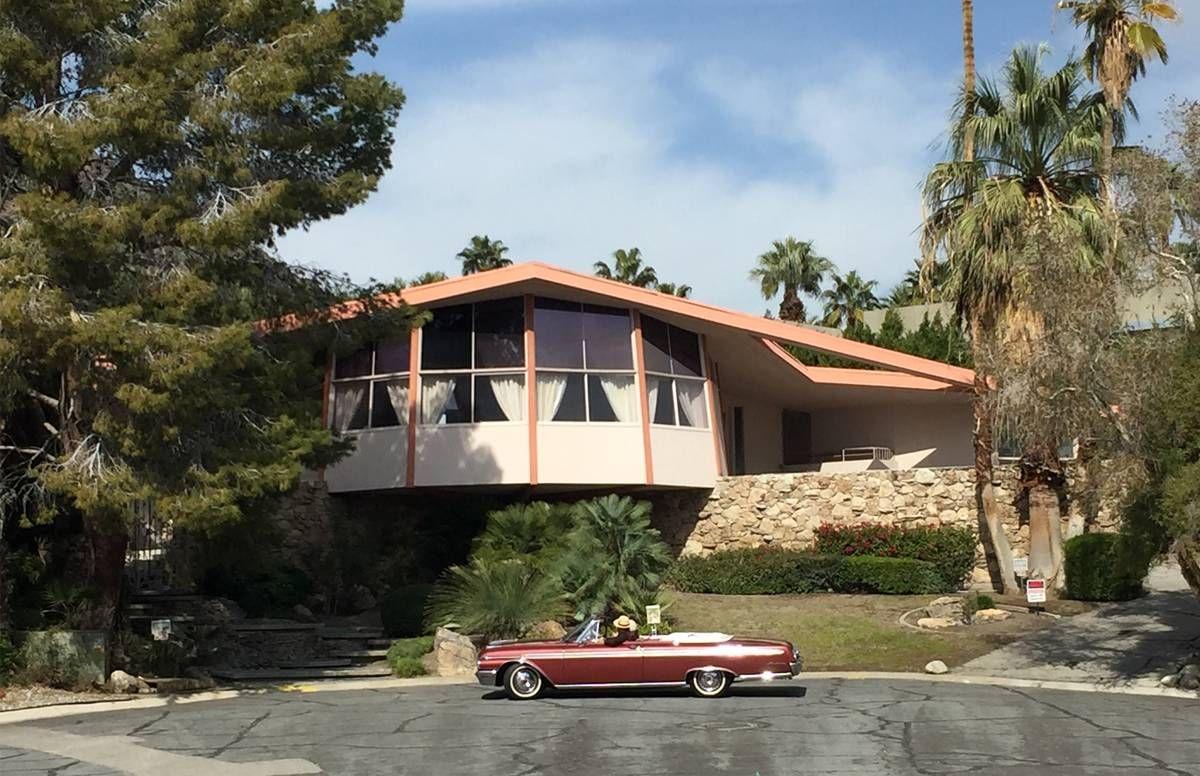 The home where Elvis and Priscilla Presley honeymooned.