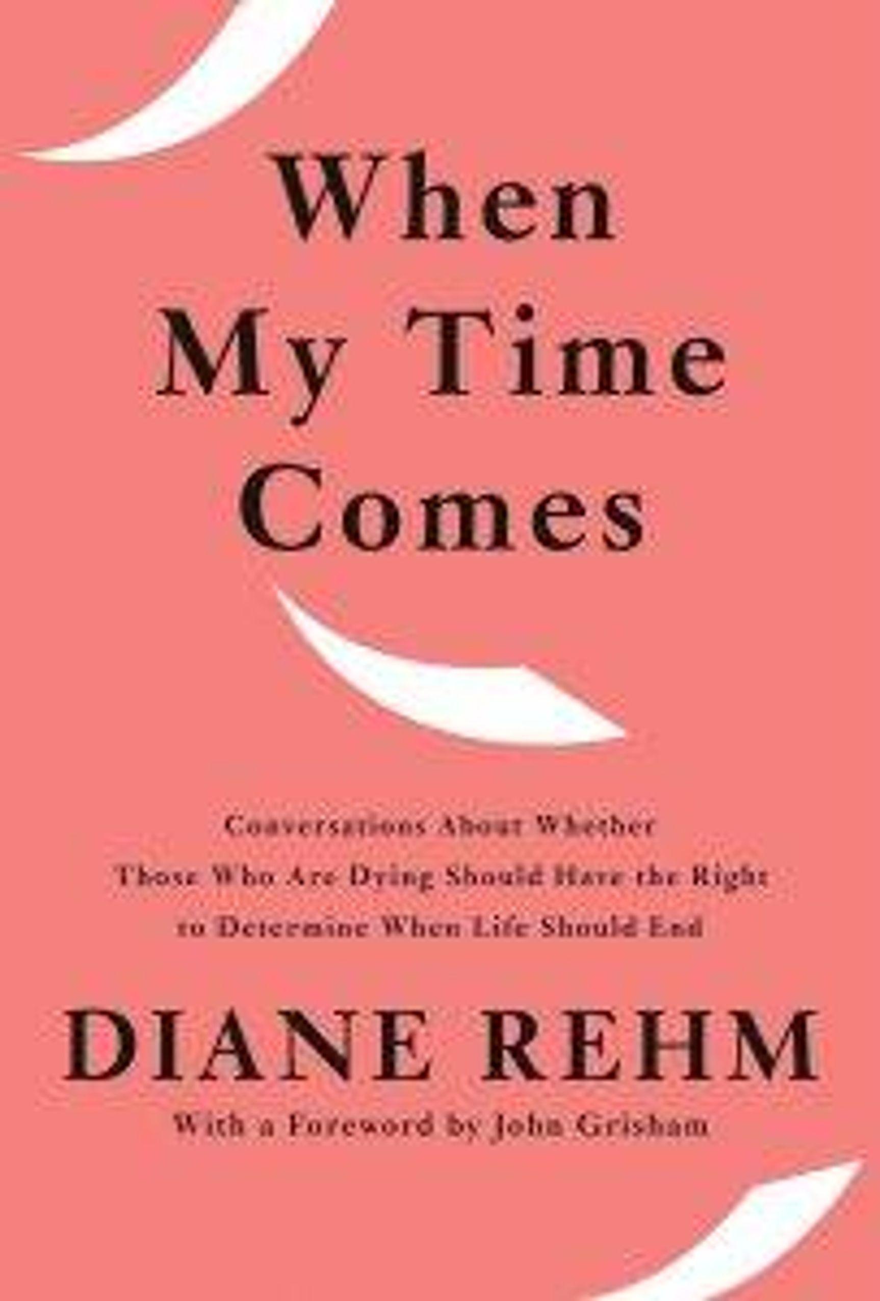 Diane Rehm's book