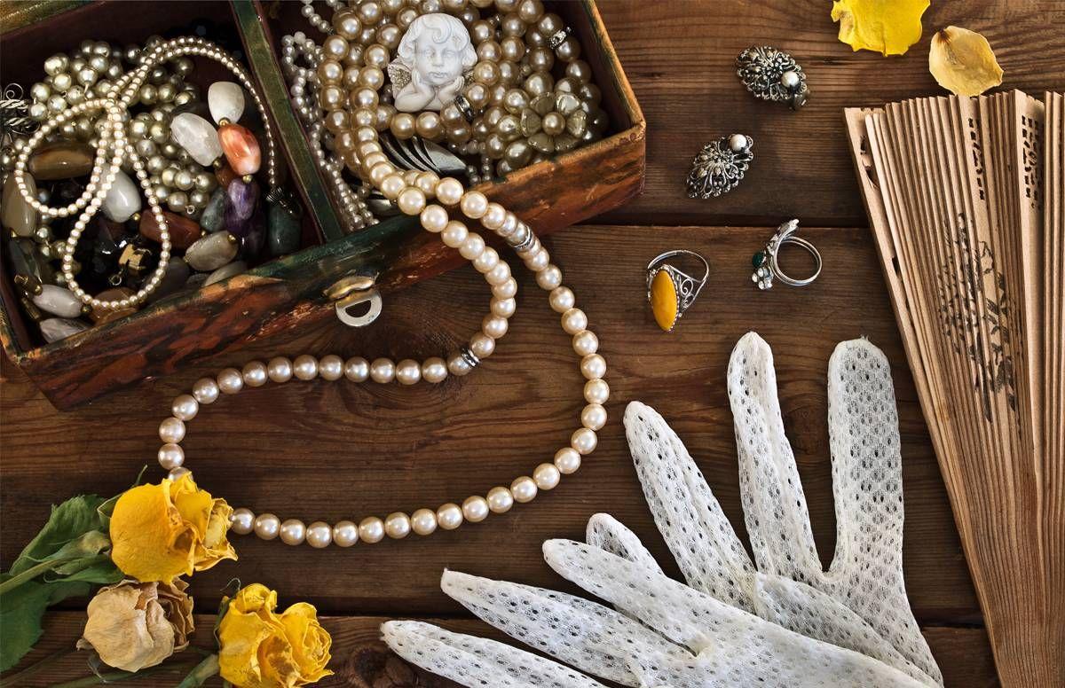 A parent's belongings
