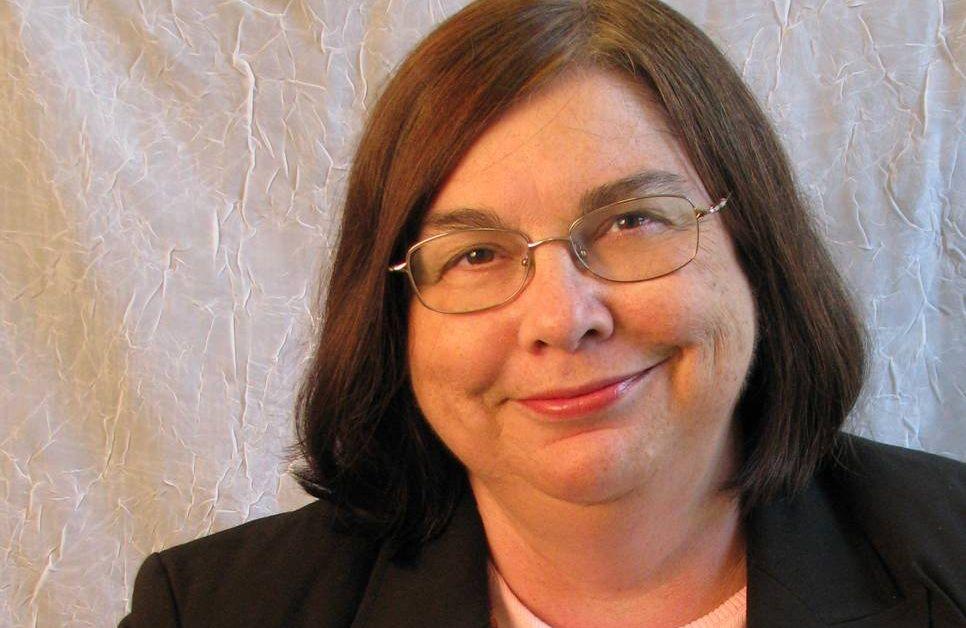 Nancy Clarke, now a consultant