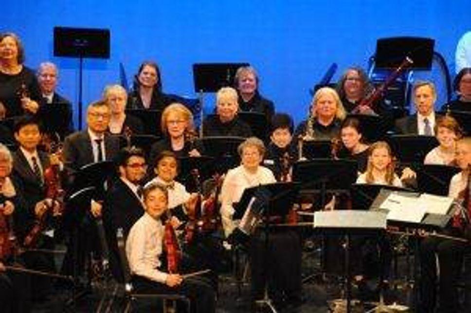 Wisconsin Intergenerational Orchestra