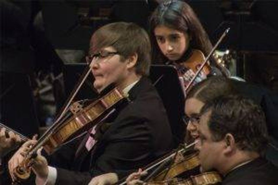 New Jersey Intergenerational Orchestra