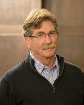 Author Mark McConville, Ph.D.