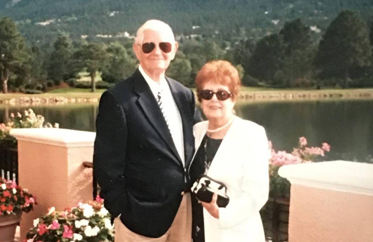 Susanne White's parents