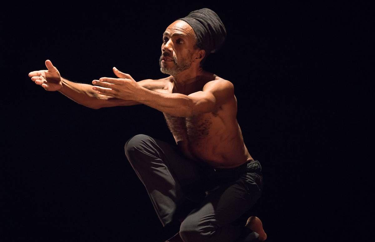 Clarence Brooks, associate professor and director ofdance at Florida Atlantic University (FAU)