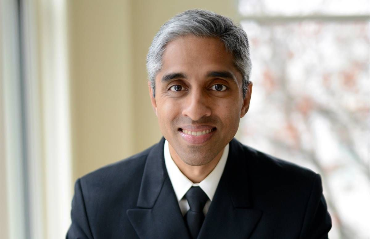 Dr. Vivek Murthy, former surgeon general of the United States