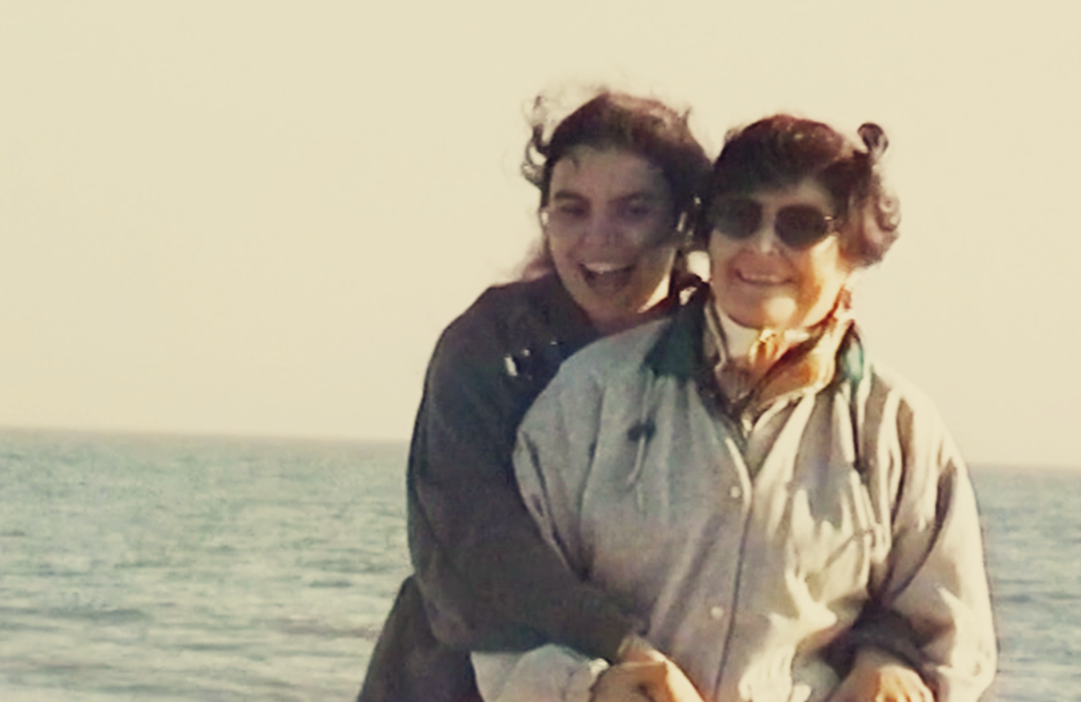 Judith Helfand and her mother, Florence