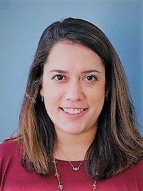 Elizabeth Ruebush, helping train contact tracers