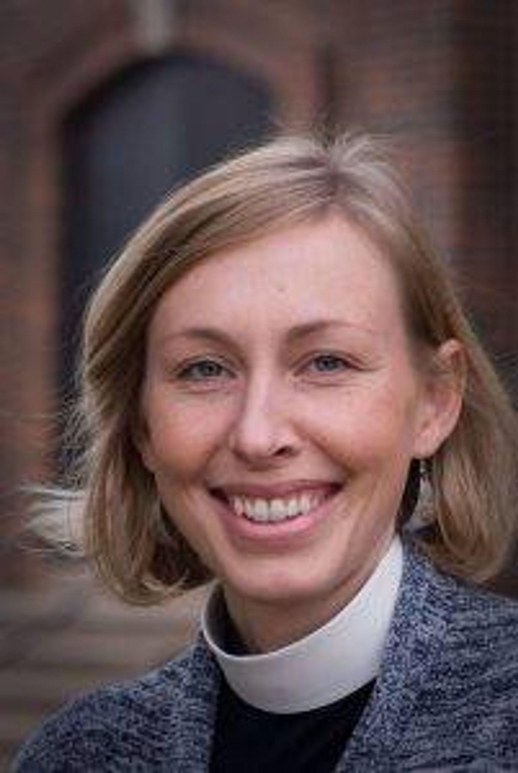 Rev. Ingrid Rasmussen