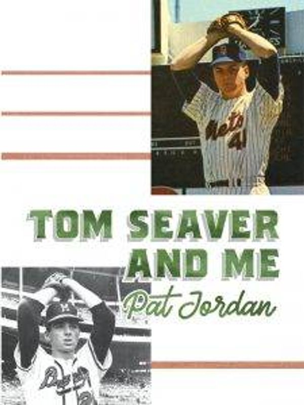 Tom Seaver and Me Book